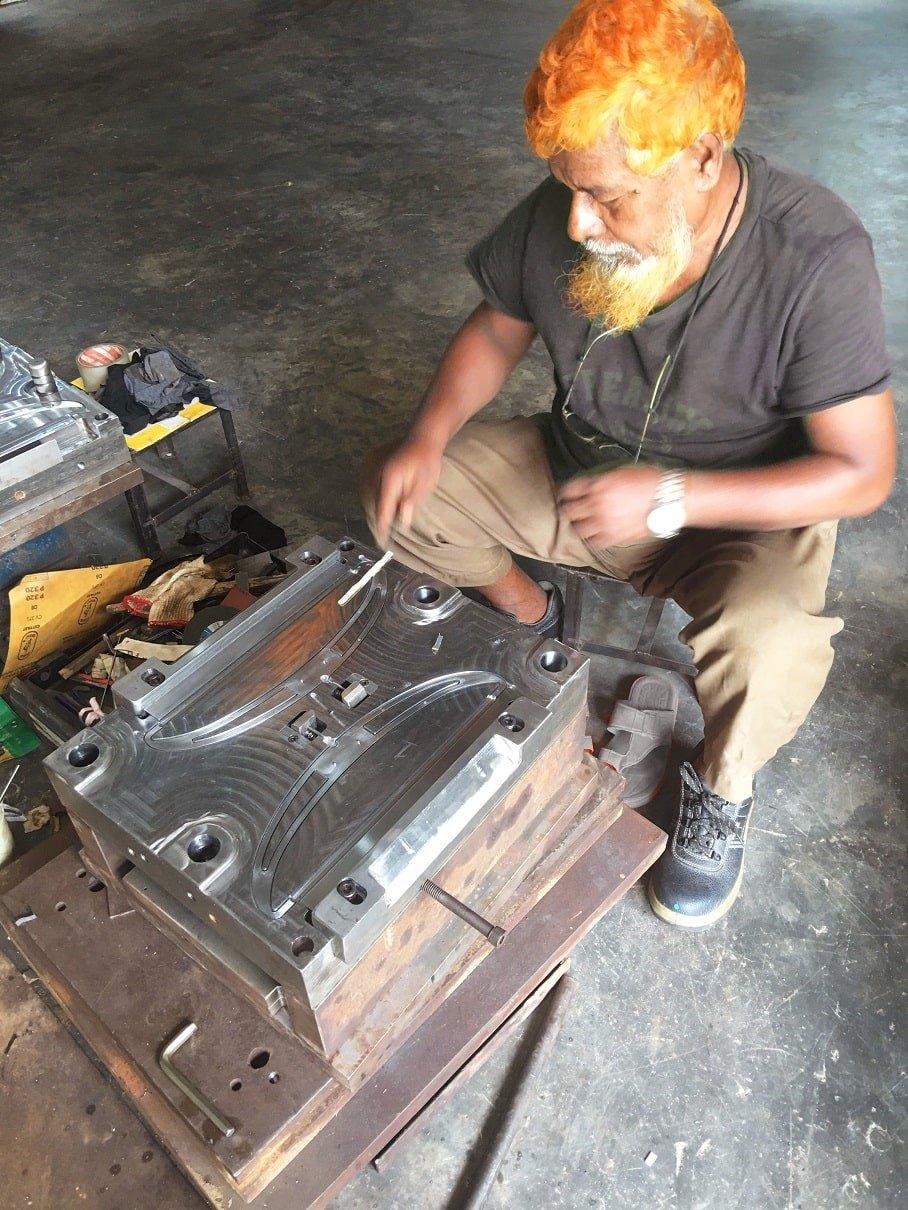 BALY WORKSHOP ENGINEER 1