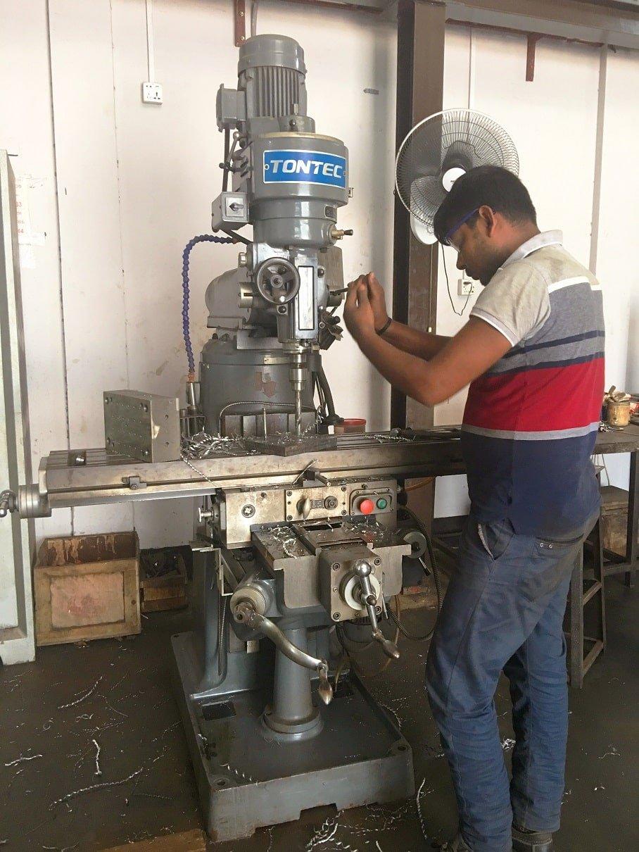 BALY WORKSHOP ENGINEER 2